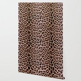 Cheetah Pattern Wallpaper
