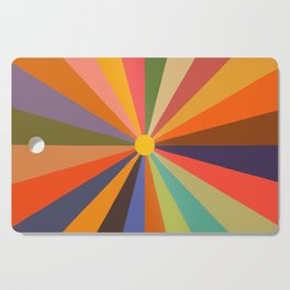 Sun - Soleil Cutting Board
