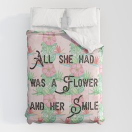 Surfer girl quotes Comforters