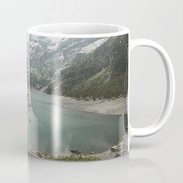 Lone Switzerland Tree - Landscape Photography Coffee Mug