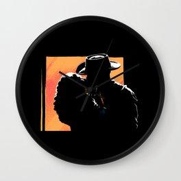 django film Wall Clock