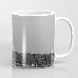 Statue of Liberty B&W Coffee Mug