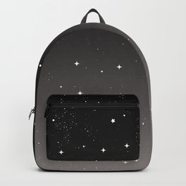 Keep On Shining - Starry Sky Backpack