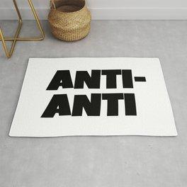 Anti-Anti Rug
