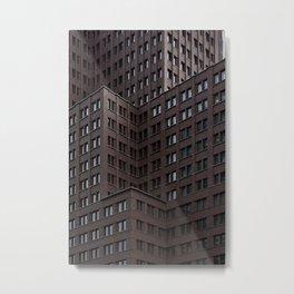 Kollhoff ArchiTextures Metal Print