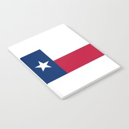 State flag of Texas Notebook