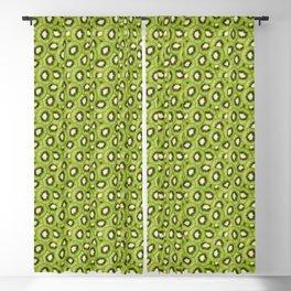 You Hold the Kiwi to My Heart 🥝 (Seamless kiwi pattern) Blackout Curtain