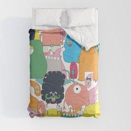Cute Monsters Comforters