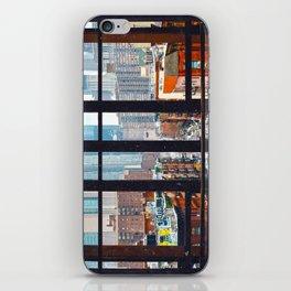 New York City Window iPhone Skin
