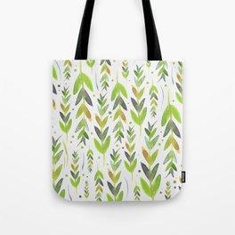 Repeating Vines Tote Bag
