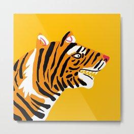 wild jungle cat - 1 Metal Print