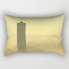 guardian of the tower Rectangular Pillow