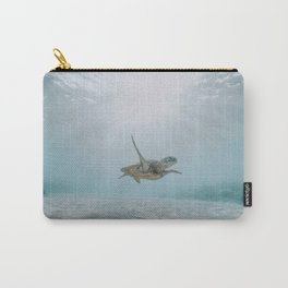 sea turtle iii Carry-All Pouch