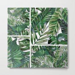 green garden Metal Print