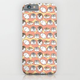 How to Describe your Dwarf Hamsters iPhone Case