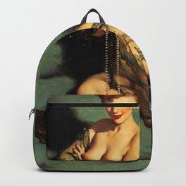 Fascination Gil Elvgren Pin Up Girl Backpack