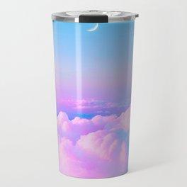 Bubblegum Sky Travel Mug