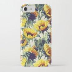 Sunflowers Forever iPhone 8 Slim Case