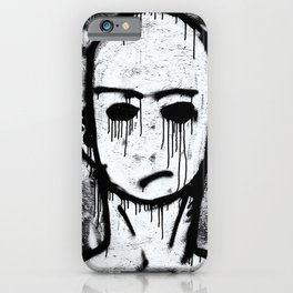 Stephens Graffiti iPhone Case
