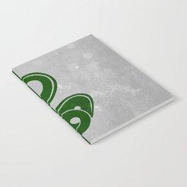 Slytherin Notebook