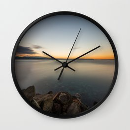 Discovery Park Wall Clock