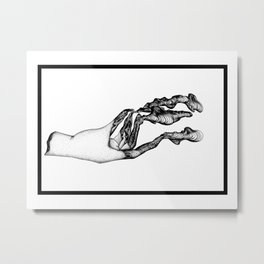 Anti-Gravity//Anti-Everything Metal Print