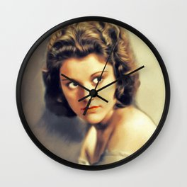 Lillian Roth, Vintage Actress and Singer Wall Clock