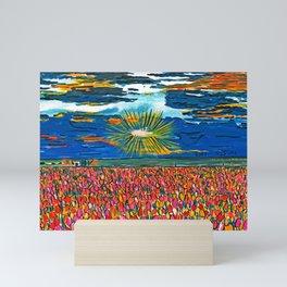 Light in My Art Mini Art Print