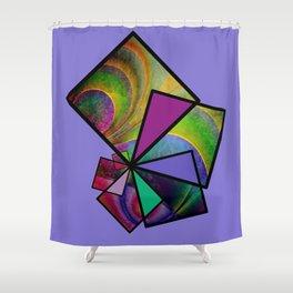 good feelings -42- Shower Curtain