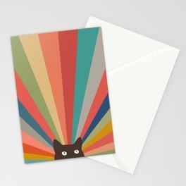 Cat Landscape 48 Stationery Cards