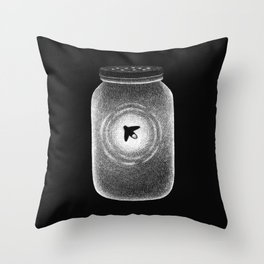 i don't think it's a coincidence Throw Pillow