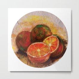 Frutas II (Fruits II) Metal Print
