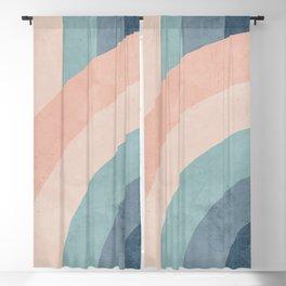 Only a Rainbow Blackout Curtain
