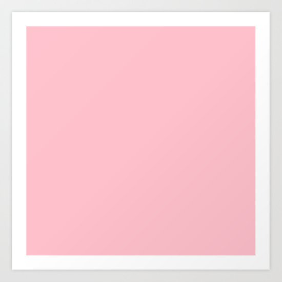 Bubble Gum Pink by alexandra_arts