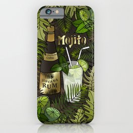 Mojito iPhone Case
