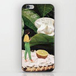 Sweet as Pie iPhone Skin