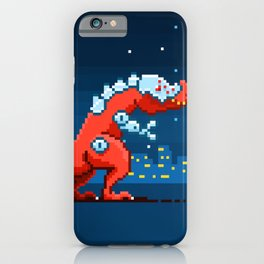 T-Rex Atron iPhone Case