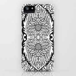 Pattern Flower 2 iPhone Case
