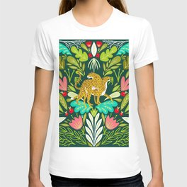 A Walk In Nature Walks The Soul Back Home #illustration T-shirt