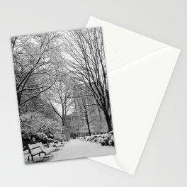Gramercy Park, New York City Stationery Cards