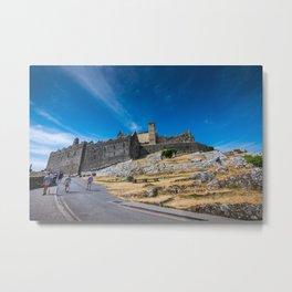 Rock of Cashel, Ireland Metal Print