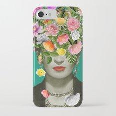 Frida Floral iPhone 7 Slim Case