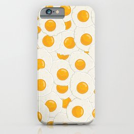 Extra eggs iPhone Case