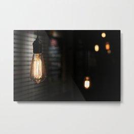 Bright Ideas Metal Print