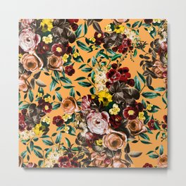 floral ambiance Metal Print