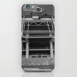 The Lion's Den Penn State Football Print iPhone Case