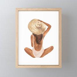 Mila Framed Mini Art Print