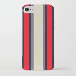 Classic Lines iPhone Case