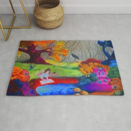 Day Dreaming Rug
