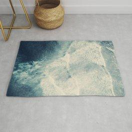 Ocean Surf Rug